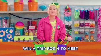 Michaels TV Spot, 'Nickelodeon: Meet JoJo Siwa' - Thumbnail 8