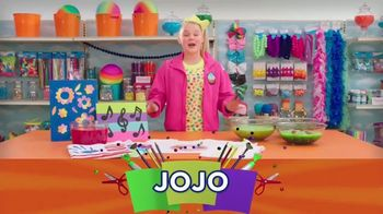Michaels TV Spot, 'Nickelodeon: Meet JoJo Siwa' - Thumbnail 9