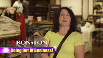 Bon-Ton Stores Going Out of Business Liquidation TV Spot, 'Can't Go Wrong' - Thumbnail 3