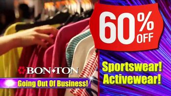 Bon-Ton Stores Going Out of Business Liquidation TV Spot, 'Can't Go Wrong' - Thumbnail 5