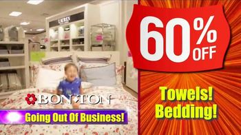 Bon-Ton Stores Going Out of Business Liquidation TV Spot, 'Can't Go Wrong' - Thumbnail 7