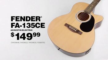 Guitar Center TV Spot, 'Fourth of July: Fender & Ibanez' Ft. Chicano Batman - Thumbnail 3