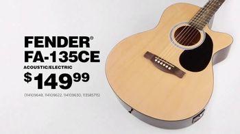 Guitar Center TV Spot, 'Fourth of July: Fender & Ibanez' Ft. Chicano Batman - Thumbnail 4