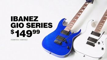 Guitar Center TV Spot, 'Fourth of July: Fender & Ibanez' Ft. Chicano Batman - Thumbnail 6
