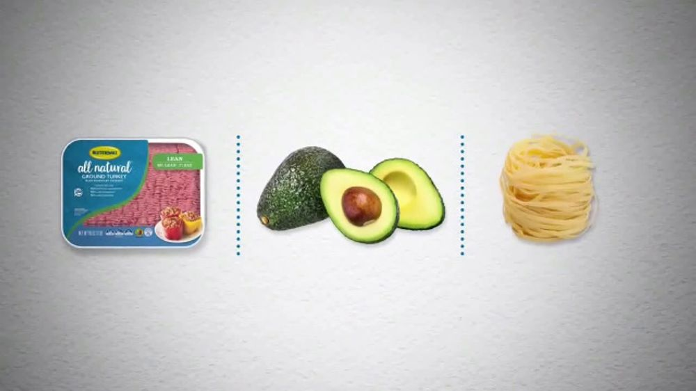 Butterball TV Commercial, 'Food Network: Mix & Match Meals'