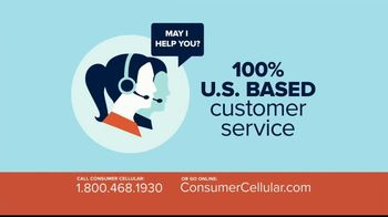 Consumer Cellular $20 off Sweet Savings TV Spot, 'Slice of Pie' - Thumbnail 5