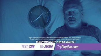 Peptiva TV Spot, 'Works Through the Night'