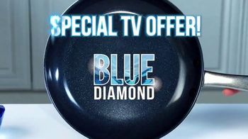 Blue Diamond Pan TV Spot 'Millions of Diamonds: Free Shipping' - Thumbnail 1