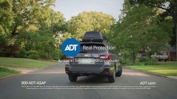 ADT TV Spot, 'Worry-Free Getaway Service' - Thumbnail 9