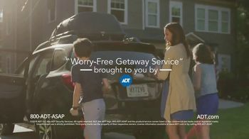 ADT TV Spot, 'Worry-Free Getaway Service' - Thumbnail 8