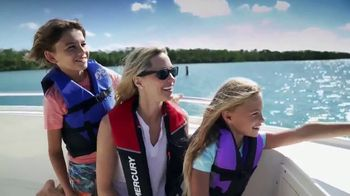 Mercury Marine V-8 Fourstroke TV Spot, \'Reshaping Power\'