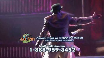2019 Soul Train Cruise TV Spot, 'The Ultimate Party' Feat. Smokey Robinson - Thumbnail 10