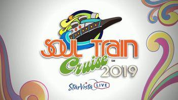 2019 Soul Train Cruise TV Spot, 'The Ultimate Party' Feat. Smokey Robinson - Thumbnail 2