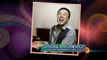2019 Soul Train Cruise TV Spot, 'The Ultimate Party' Feat. Smokey Robinson - 22 commercial airings