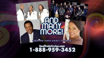 2019 Soul Train Cruise TV Spot, 'The Ultimate Party' Feat. Smokey Robinson - Thumbnail 6