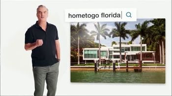 HomeToGo TV Spot, 'Florida, Texas & New York' Featuring Chris North