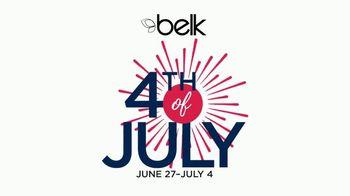 Belk 4th of July Sale TV Spot, 'Bonus Buys' - Thumbnail 1