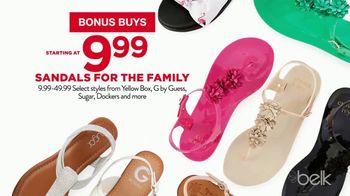 Belk 4th of July Sale TV Spot, 'Bonus Buys' - Thumbnail 6