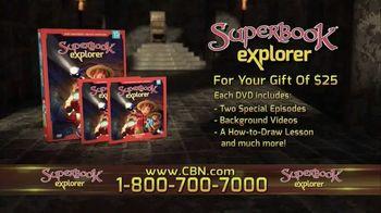 Superbook Explorer Volume 15 Home Entertainment TV Spot - Thumbnail 4