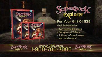 Superbook Explorer Volume 15 Home Entertainment TV Spot - Thumbnail 6