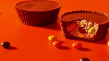 Reese's Pieces Big Cup TV Spot, 'Decisions' - 35891 commercial airings