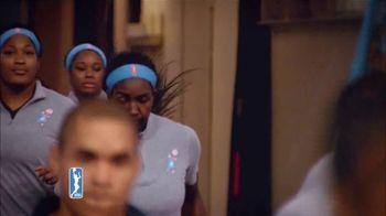 WNBA TV Spot, 'Watch Me Work 3.0 Elizabeth Williams' - Thumbnail 5