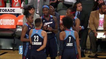 WNBA TV Spot, 'Watch Me Work 3.0 Elizabeth Williams' - Thumbnail 6