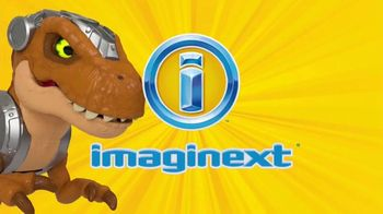 Imaginext Jurassic World Jurassic Rex TV Spot, 'Getting Angry' - Thumbnail 1