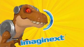 Imaginext Jurassic World Jurassic Rex TV Spot, 'Getting Angry' - Thumbnail 2