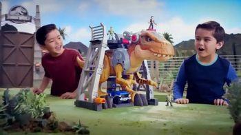Imaginext Jurassic World Jurassic Rex TV Spot, 'Getting Angry' - Thumbnail 3