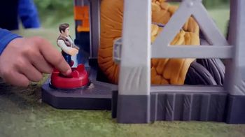 Imaginext Jurassic World Jurassic Rex TV Spot, 'Getting Angry' - Thumbnail 5