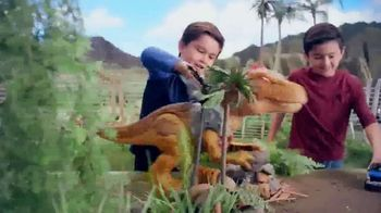 Imaginext Jurassic World Jurassic Rex TV Spot, 'Getting Angry' - Thumbnail 6