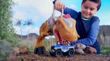 Imaginext Jurassic World Jurassic Rex TV Spot, 'Getting Angry' - Thumbnail 7
