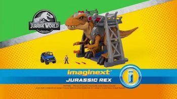 Imaginext Jurassic World Jurassic Rex TV Spot, 'Getting Angry' - Thumbnail 9
