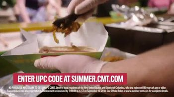 2018 CMT Summer of Music Sweepstakes TV Spot, 'Tyler Rich' - Thumbnail 7