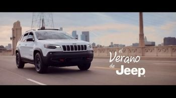 Jeep El Verano de Jeep TV Spot, 'Perfect Sync: 1, 2 , 3' canción de Sofia Reyes [Spanish] [T1]