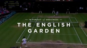 Wimbledon TV Spot, 'IBM: The English Garden'