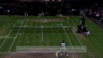 Wimbledon TV Spot, 'IBM: The English Garden' - Thumbnail 7