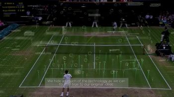 Wimbledon TV Spot, 'IBM: The English Garden' - Thumbnail 8