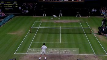 Wimbledon TV Spot, 'IBM: The English Garden' - Thumbnail 9