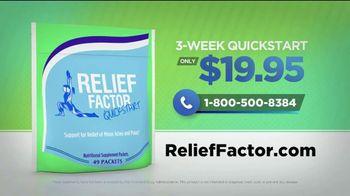 Relief Factor Quickstart TV Spot, 'Phinetta' Featuring Pat Boone - Thumbnail 9
