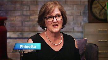 Relief Factor Quickstart TV Spot, 'Phinetta' Featuring Pat Boone - Thumbnail 2