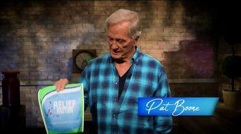 Relief Factor Quickstart TV Spot, 'Phinetta' Featuring Pat Boone - Thumbnail 5