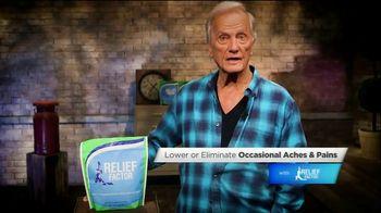 Relief Factor Quickstart TV Spot, 'Phinetta' Featuring Pat Boone - Thumbnail 8