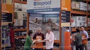 The Home Depot TV Spot, 'Los nietos' [Spanish] - Thumbnail 5
