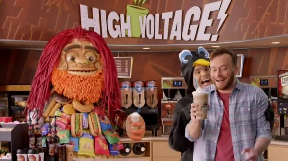 AmPm Coffee Frapp??s TV Commercial, 'He's Coming Back'
