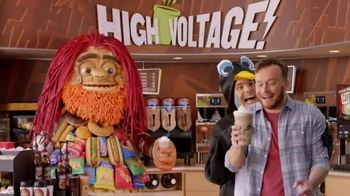 AmPm Coffee Frappés TV Spot, 'He's Coming Back'