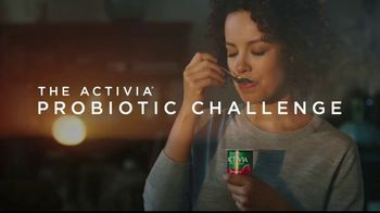 Dannon Activia Probiotic Dailies TV Spot, 'Healthy Routine: Feel My Best' - Thumbnail 1