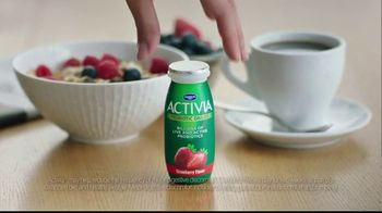 Dannon Activia Probiotic Dailies TV Spot, 'Healthy Routine: Feel My Best' - Thumbnail 4