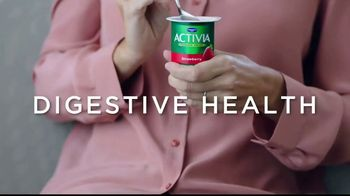 Dannon Activia Probiotic Dailies TV Spot, 'Healthy Routine: Feel My Best' - Thumbnail 7